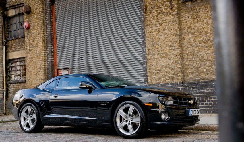 Chevrolet Camaro gains sharper handling for Europe Image #112812