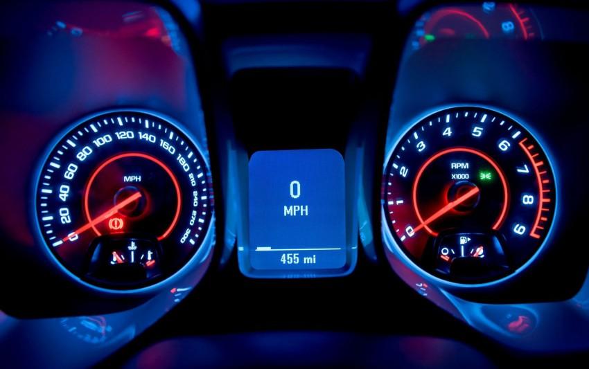 Chevrolet Camaro gains sharper handling for Europe Image #112829