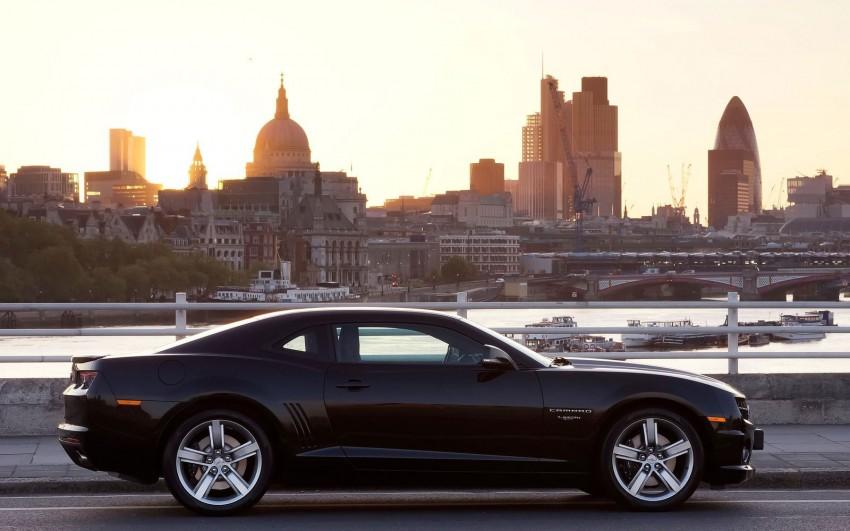 Chevrolet Camaro gains sharper handling for Europe Image #112833