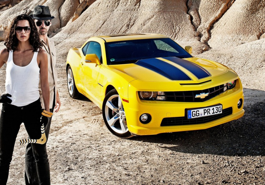 Chevrolet Camaro gains sharper handling for Europe Image #112837
