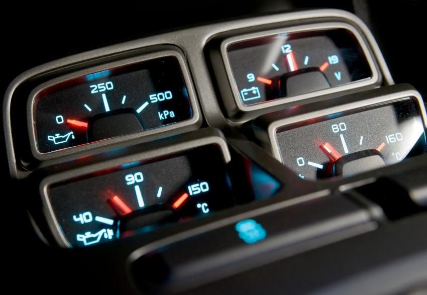 Chevrolet Camaro gains sharper handling for Europe Image #112849