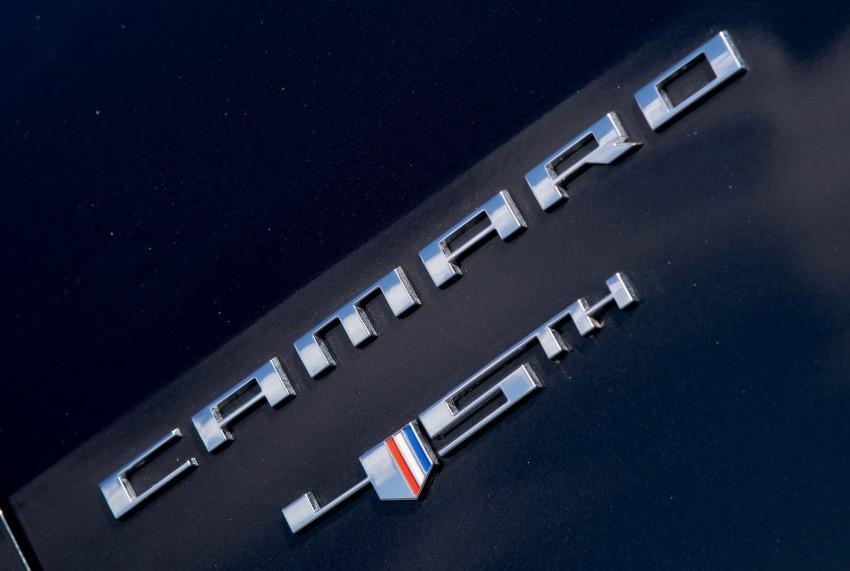 Chevrolet Camaro gains sharper handling for Europe Image #112851