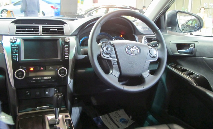 Toyota Camry – JDM Hybrid offers another take on the XV50 Image #107792