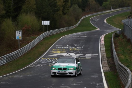 Taking on challenges at the Nurburgring with Castrol EDGE Image #86622
