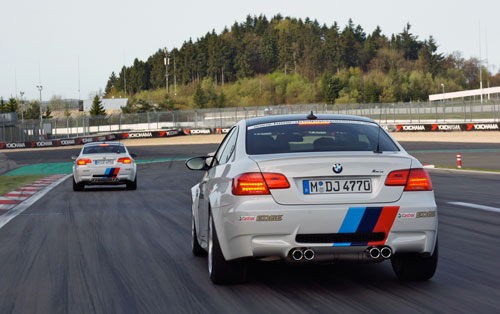 Taking on challenges at the Nurburgring with Castrol EDGE Image #86623