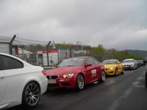Taking on challenges at the Nurburgring with Castrol EDGE Image #86624