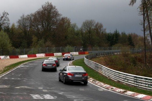 Taking on challenges at the Nurburgring with Castrol EDGE Image #86625
