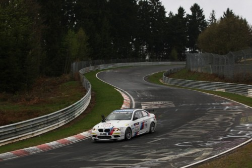 Taking on challenges at the Nurburgring with Castrol EDGE Image #86626