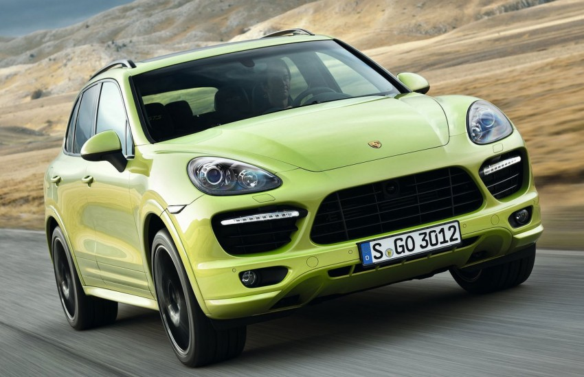 Porsche Cayenne GTS set for Beijing debut – 420 hp V8 Image #100529