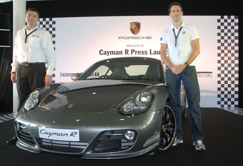 Porsche Cayman R launched: 10 hp more, 55 kg less, RM630k – our brief impressions from the track Image #60985