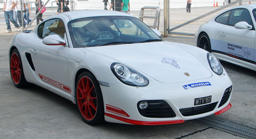 Porsche Cayman R launched: 10 hp more, 55 kg less, RM630k – our brief impressions from the track Image #61000