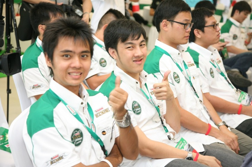 Castrol EDGE Experience Nurburgring – The Sequel concluded! Tan Seng Yew heads to the Green Hell! Image #97423