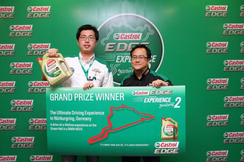 Castrol EDGE Experience Nurburgring – The Sequel concluded! Tan Seng Yew heads to the Green Hell! Image #98416