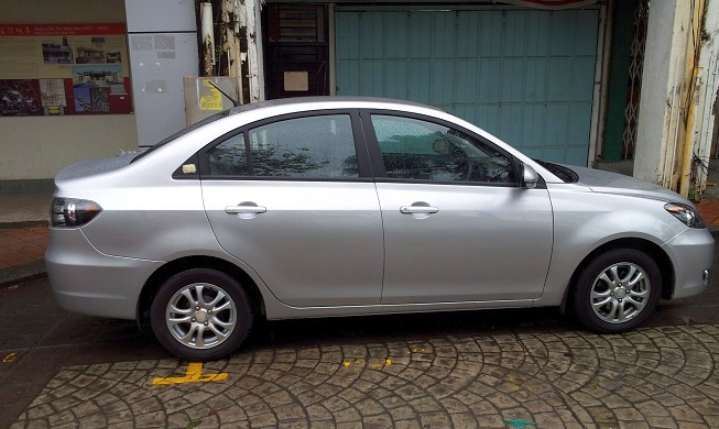 SPIED: Changan Alsvin sedan spotted in Johor Image #104757