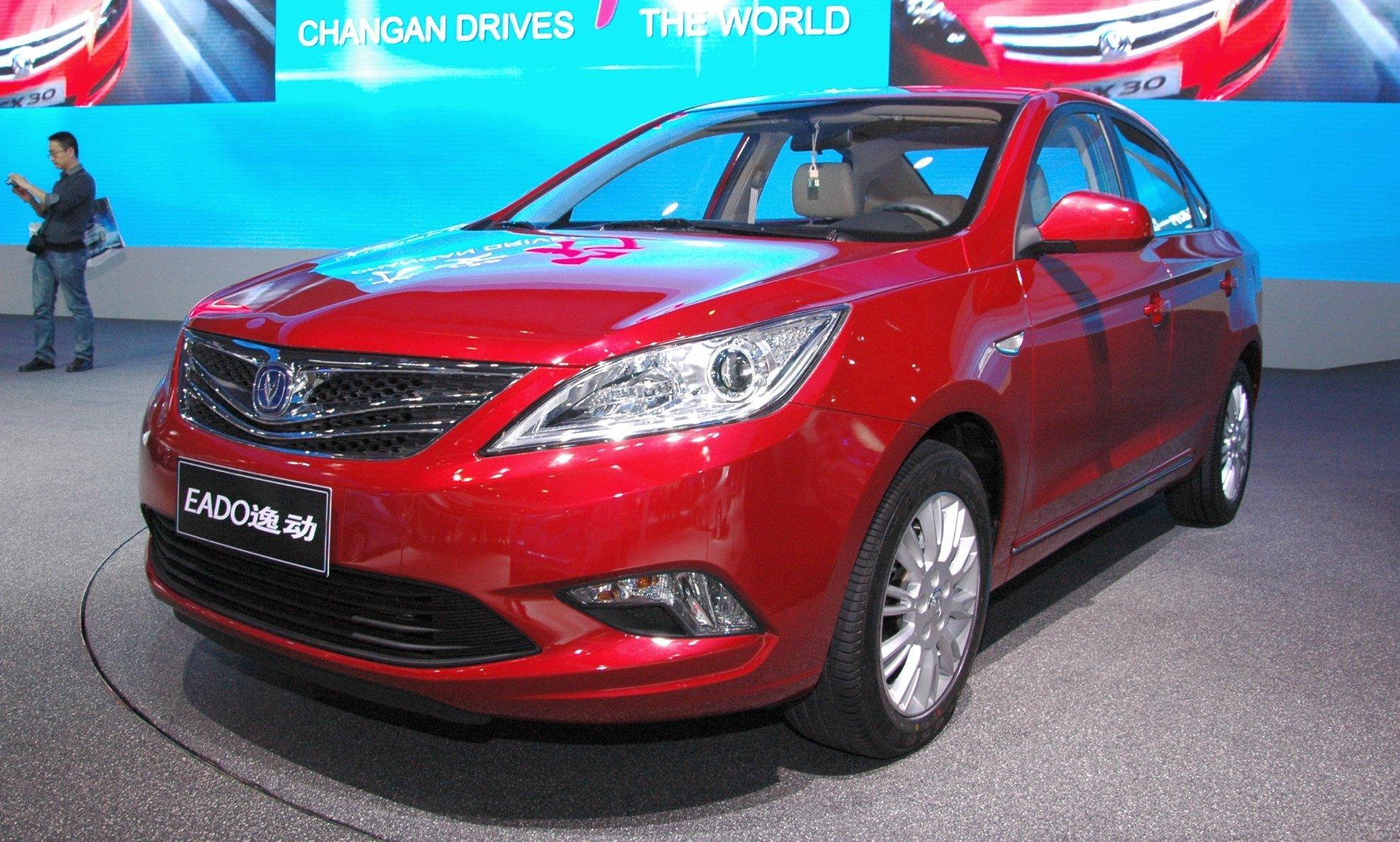 Changan Eado 1.6L AT (2013) | Auto Coming