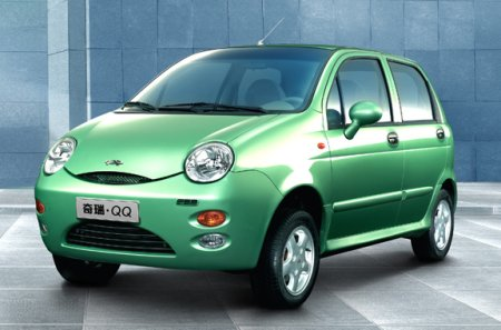 Chery QQ coming to town this month