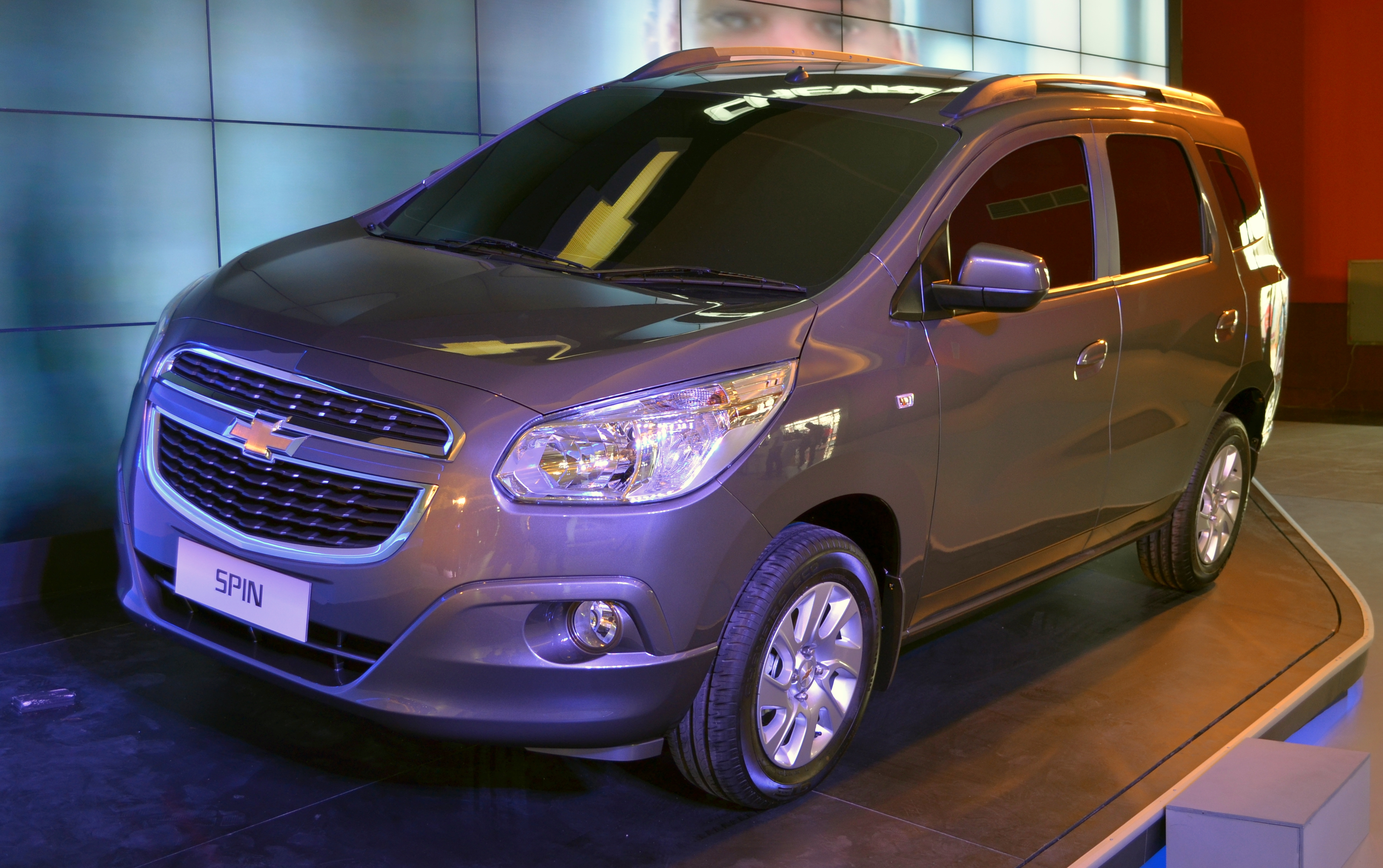 Chevrolet Spin To Make Indonesian Debut In 2013 Paultan Org