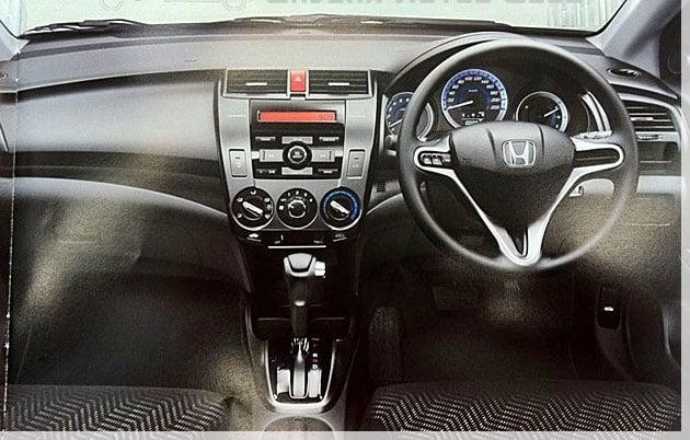 Honda City facelift brochure leaked ahead of Thai launch Image #69924