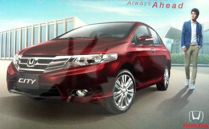 Honda City facelift brochure leaked ahead of Thai launch Image #69921