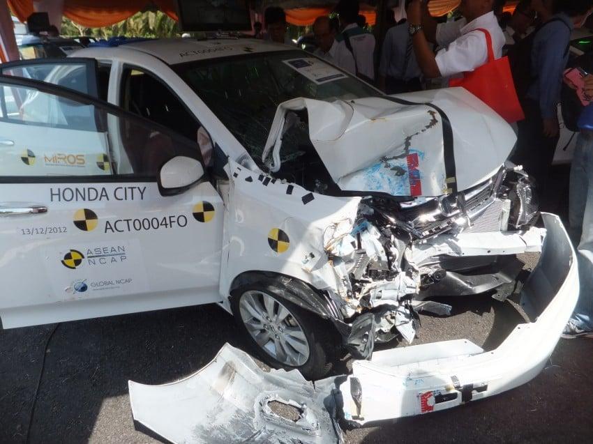 Thử nghiệm độ an toàn ô tô: Xe hãng nào an toàn nhất? (8)