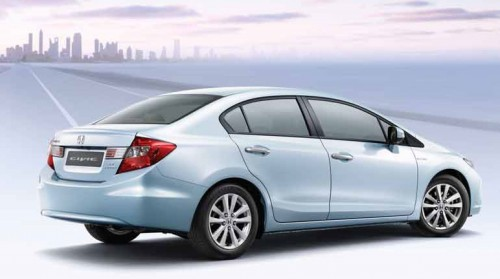 Heres A Fresh New Photo Gallery Of The 9th Generation Honda Civic Taken Off Hondas Saudi Arabian Website Now Featuring Interior Images To Complement