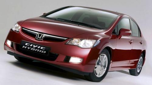 honda recalls  civic hybrids