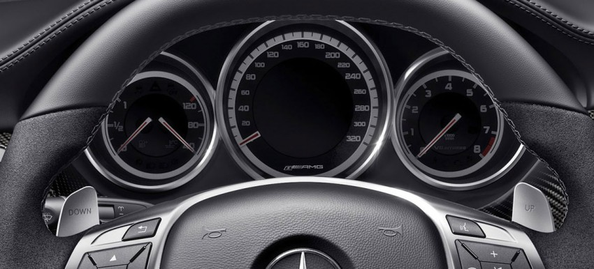 Mercedes-Benz CLS63 AMG gets S-Model update Image #149369