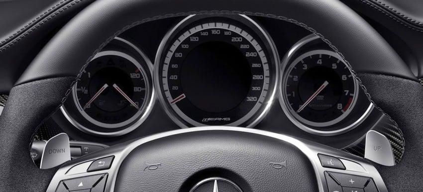 Mercedes-Benz CLS63 AMG gets S-Model update Image #149369
