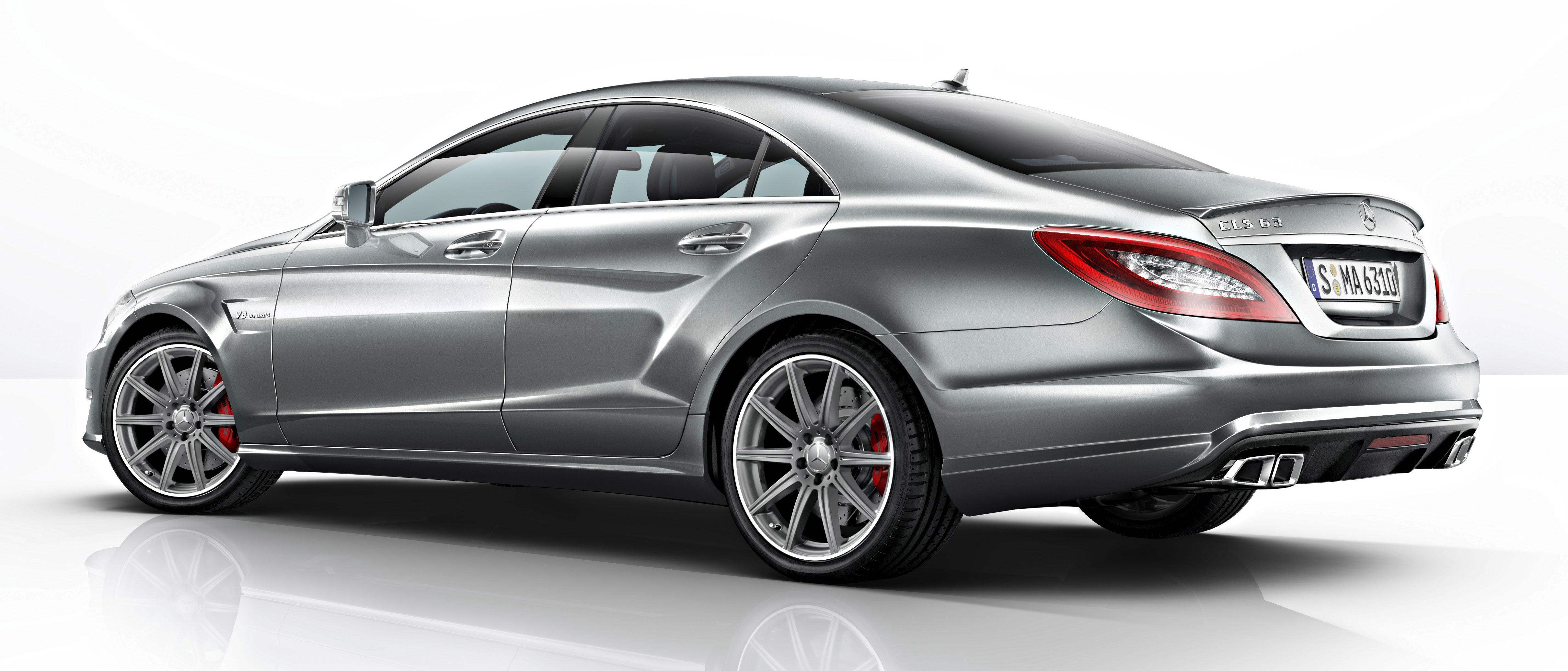 Amg Mercedes Benz >> Mercedes-Benz CLS63 AMG gets S-Model update Paul Tan - Image 149345