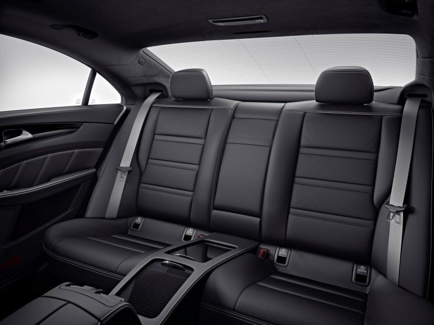 Mercedes-Benz CLS63 AMG gets S-Model update Image #149354