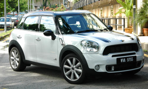 Mini Countryman Launched In Malaysia Rm249k To Rm286k
