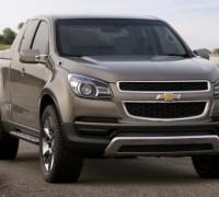 Chevrolet Colorado Show Truck 1