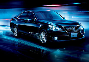 Toyota Crown – 14th-gen S210 makes its debut Image #147424