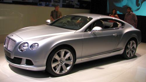 Bentley Continental Gt Launched From Rm1 74 Mil On