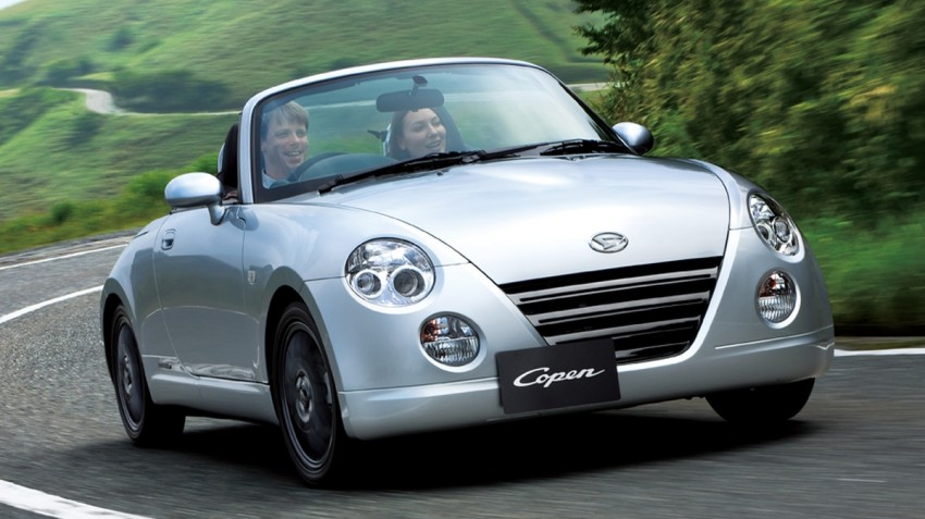 Daihatsu Copen says farewell, after a decade-long run Image #98493