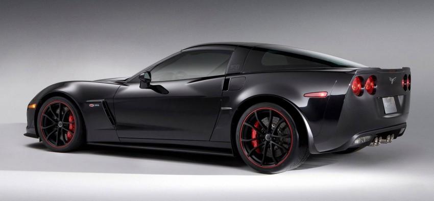 Seventh-generation Corvette set for Detroit 2013 debut Image #137036