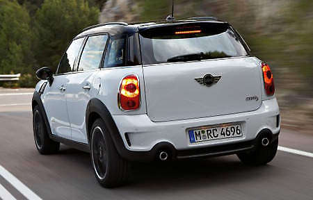 New MINI Countryman Details And Gallery - More popular in Europe