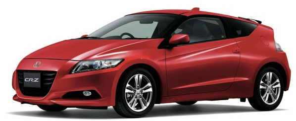 Honda CR-Z now with CVT, priced at RM119k OTR Image #114325