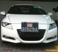 cr-z spotted