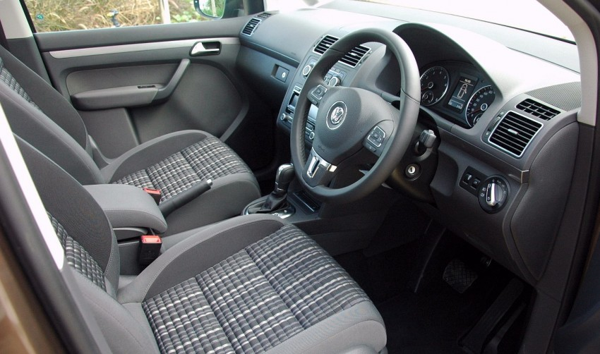 Volkswagen Cross Touran 1.4 TSI – first drive impressions Image #75574