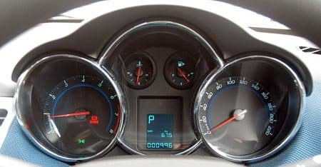 Chevrolet Cruze 1.8 LT Test Drive Report Image #35215