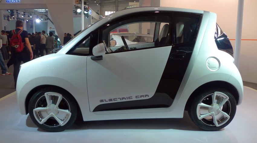 CH-Auto Lithia – flash goes electric, the Chinese way Image #103369