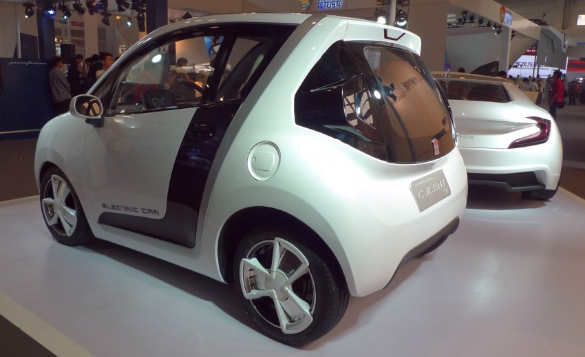 CH-Auto Lithia – flash goes electric, the Chinese way Image #103370