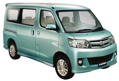 Daihatsu Luxio MPV launched in Indonesia