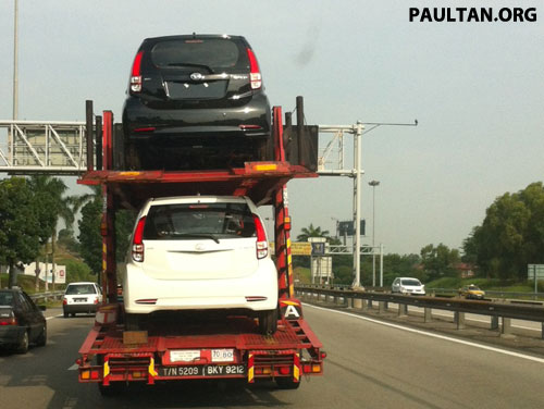 Daihatsu Sirion in Indonesia is a rebadged 2011 Myvi