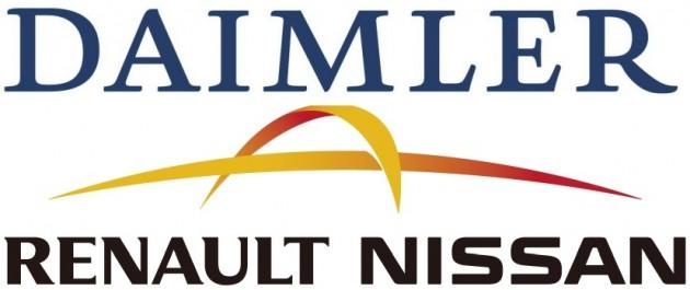 daimler renault-nissan logo