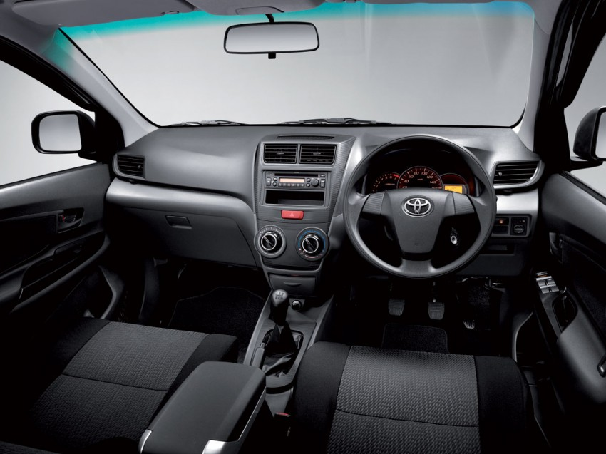 2012 Toyota Avanza launched – RM64,590 to RM79,590 Image #83713