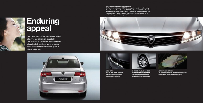 Proton Prevé with 1.6 turbo launched: RM60k – RM73k! Image #101085