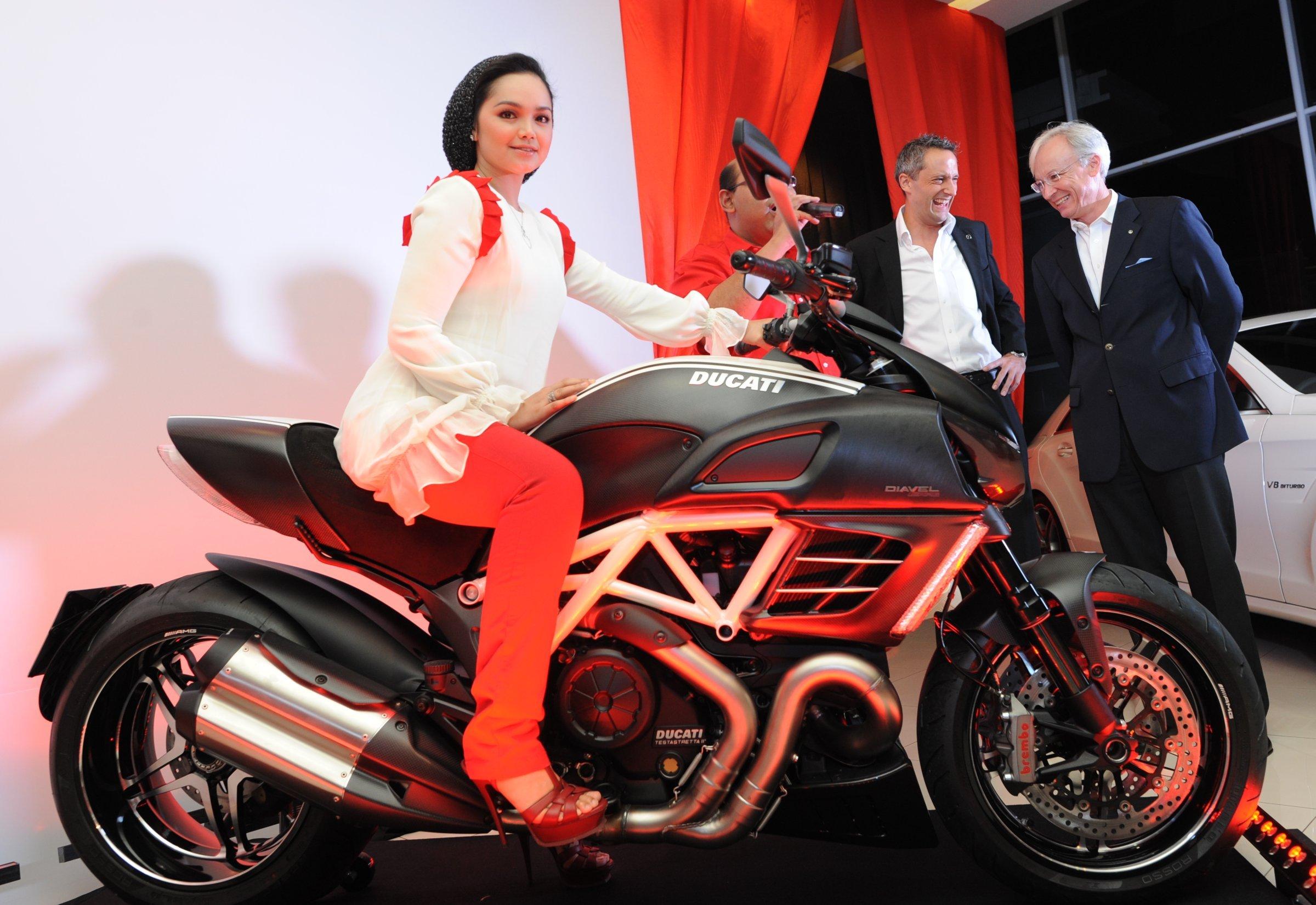 Next Bike launches Ducati Diavel Strada GP Edition
