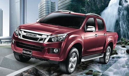 isuzu d max all new model makes debut in thailand rh paultan org all new isuzu d-max 2016 all new isuzu d-max 2017